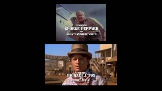 Comparison Video - The A-Team/Back to the Future Intro Mash-Up