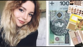 GRWM: impreza/randka + KONKURS 100 zł na kosmetyki!