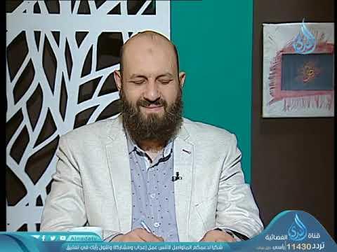 الندى:أهل الذكر 2   الشيخ الدكتور متولي البراجيلي في ضيافة أحمد نصر  17-10-2018
