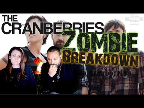 THE CRANBERRIES Zombie Reaction!!!