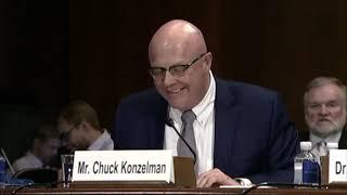 Witer/Directors Chuck Konzelman & Cary Solomon Testify About #Unplanned Censorship