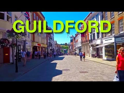Places To Live In The UK - Guildford , Surrey , GU1  ENGLAND