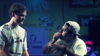 B-ART vs SIDFX - FINAL -  European Beatbox Masters 2015