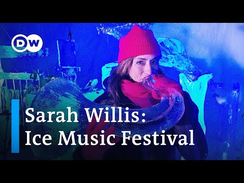 Ice Music Festival in Norway | Sarah's Music
