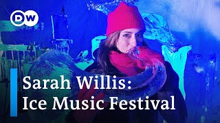 Ice Music Festival in Norway | Sarah