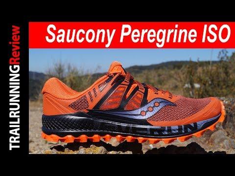 La mejor zapatilla de trail . Saucony PEREGRINE YouTube