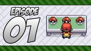 Pokémon LeafGreen - Episode 1: Our First Pokémon! – Aaronitmar