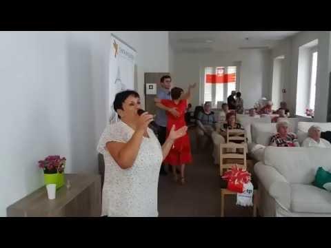 Karaoke w Centrum Seniora