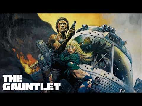 The Gauntlet ultimate soundtrack suite by Jerry Fielding