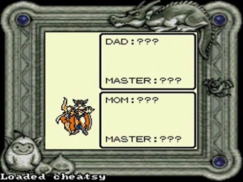 Dragon Warrior/Quest monsters secret final dungeon+boss