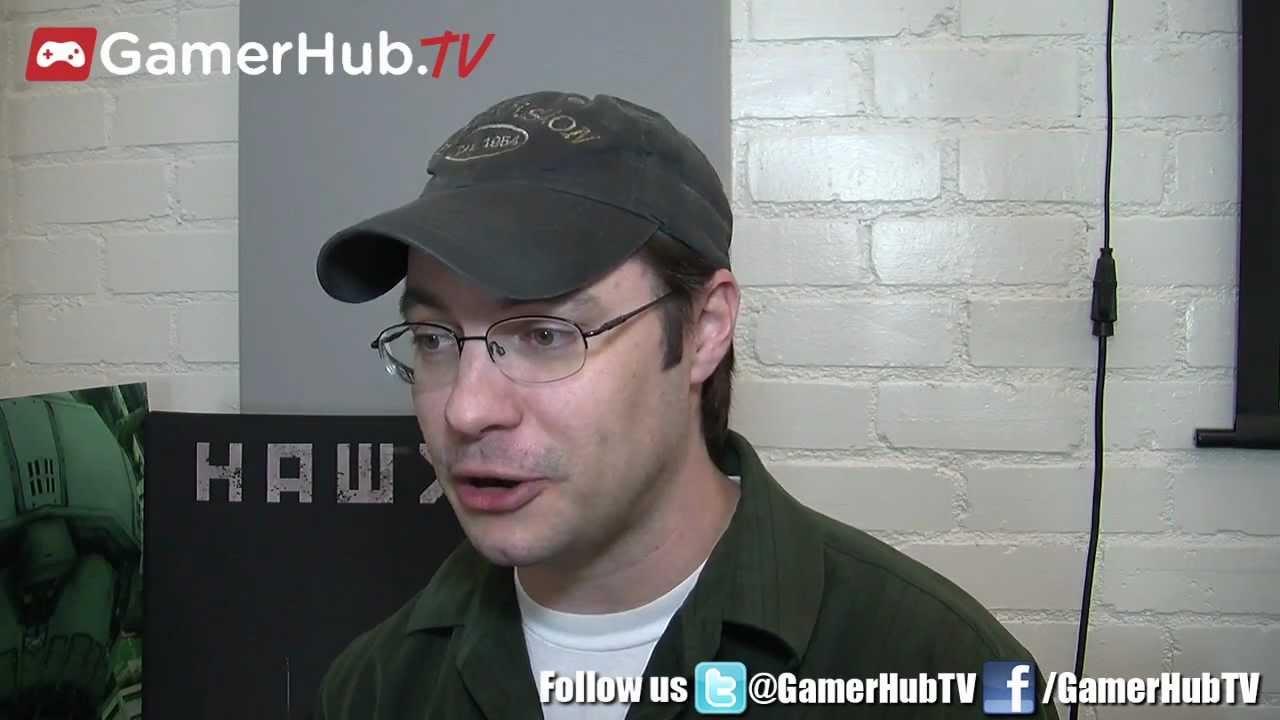 Adhesive Games Producer Jason Hughes Details Hawken Mech Shooter