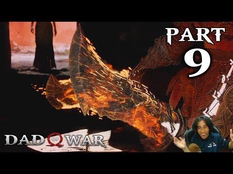 GOD OF WAR 4 | Part 9 | THE BLADES OF CHAOS |  Gameplay Walkthrough