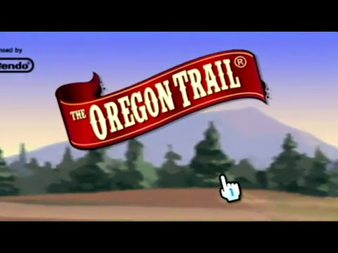 Let's Play The Oregon Trail (Wii)