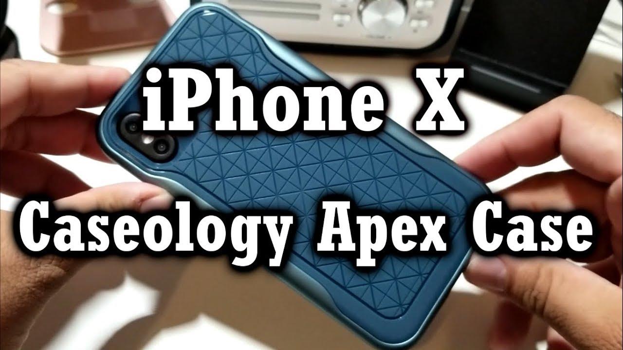 online retailer c3d30 fffa2 iPhone X Caseology Apex Case!
