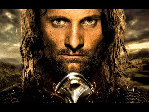 Lord of the Rings: Return of the King All Cutscenes (Game Movie) 1080p HD