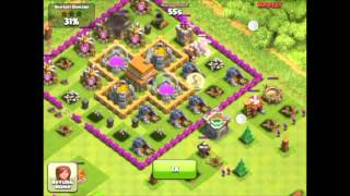Clash of Clans - Let's Play Raid - Ep. 7 CoC- Clash on - Barbarian King
