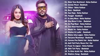 Badshah & Neha Kakkar Best Songs - Top 20 Songs -- Best Hindi Songs JUKEBOX -- Bollywood Songs 2021