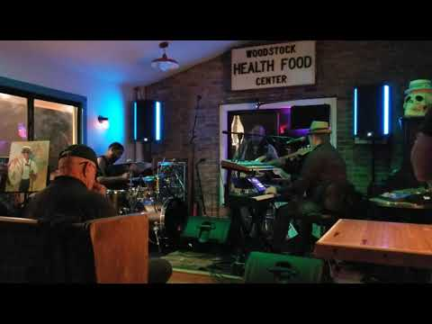 The George Porter,Jr Trio LIVE @ The Ark Bowl & BBQ