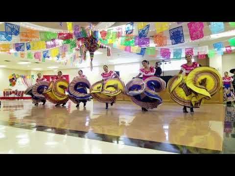 "MDA Professionals Perform Jalisco ""La Mariquita"" at Bere's Hall"