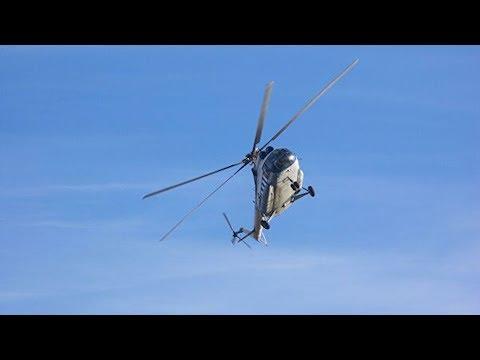 На Ямале вертолет Ми-8 совершил жесткую посадку