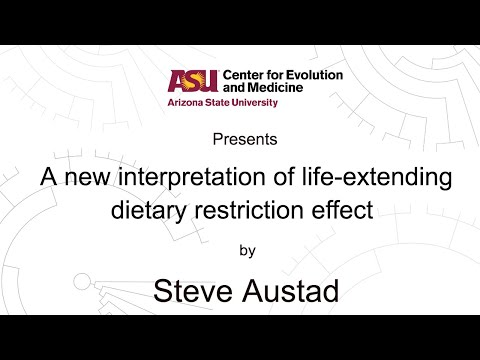 A new interpretation of the life-extending dietary restriction effect | Steven Austad