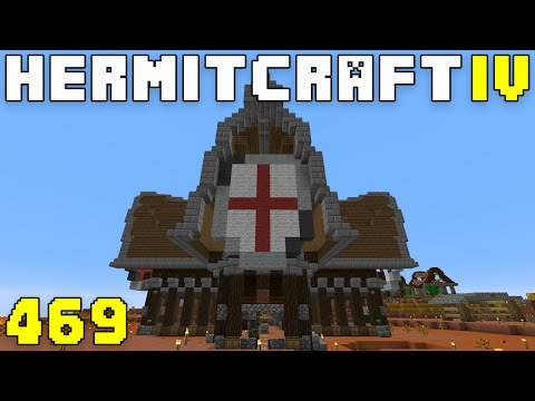 Hermitcraft IV 469 The Logfellas