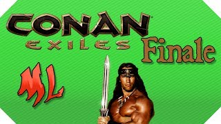 The End Or The Beginning? - Conan Exiles game (PC) - Finale
