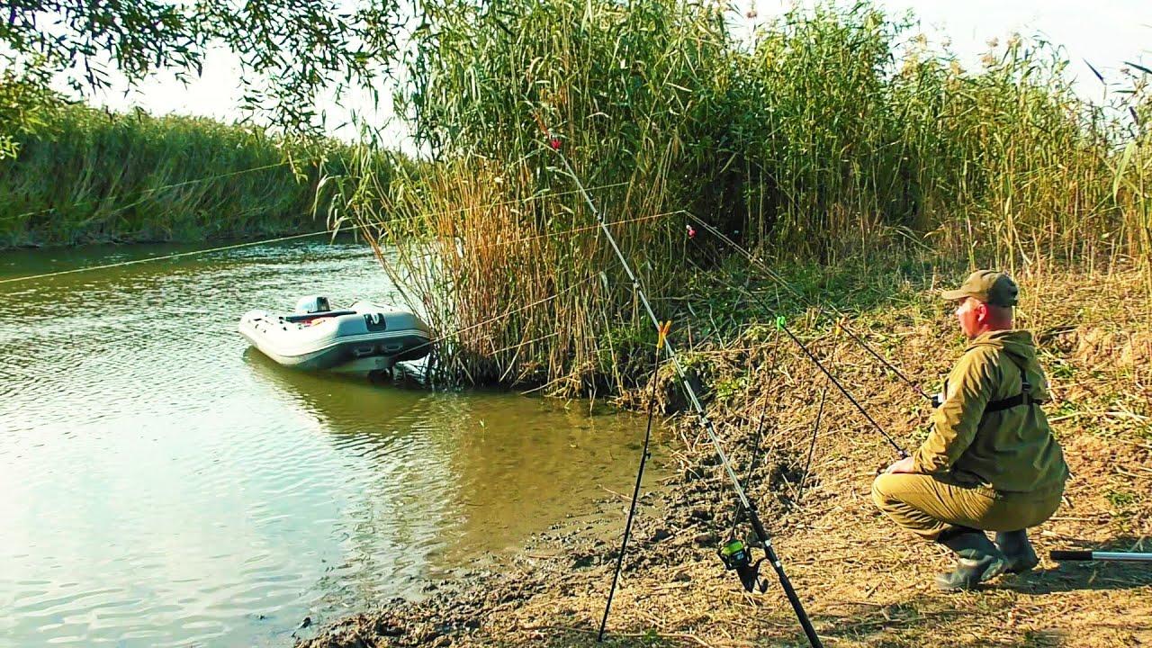 ПЕРВАЯ ПОКЛЕВКА И СРАЗУ ЖЕ ТРОФЕЙ!!! ОСЕННИЙ, БЕШЕНЫЙ КЛЕВ! Отличная рыбалка.