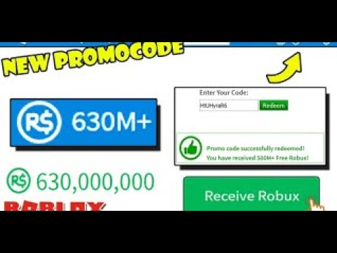 New Roblox Promo Code Gives Free Robux July 2020 Youtube
