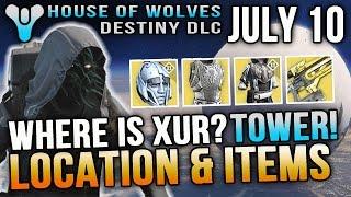 xur location july 10 2015 destiny where is xur 7 10 15 purifier robes eternal warrior