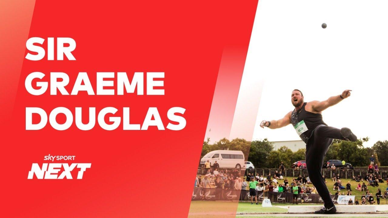 Sir Graeme Douglas International 2021