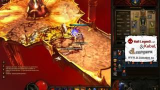 Guide Diablo3 - Demon Hunter - Farm Acte IV Inferno Ghosts (KabaL)