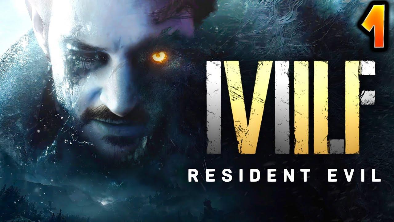 ETHAN CASTELLANOS !!! -Resident Evil 8 : Village- Ep.1 avec Bob Lennon