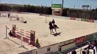 LONG LANKIN 1,45 GP CSN**** TOLEDO GOLD CUP ABRIL 2014
