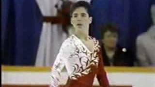 Rudi Galindo (USA) - 1987 World Juniors, Men