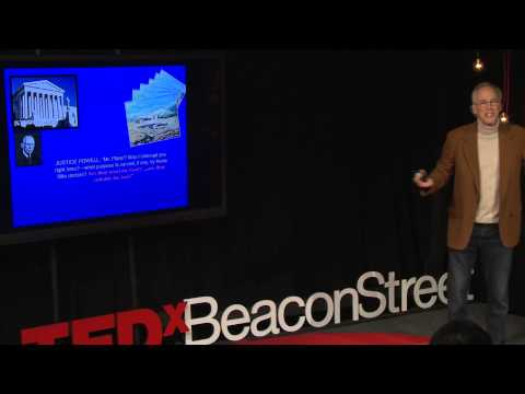 Things I learned from a very small fish | Zygmunt Plater | TEDxBeaconStreet