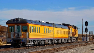 Amtrak Southwest chief and Union Pacific trains!