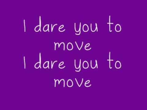 Switch Foot  Dare You To Move Full Song & Lyrics