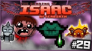 The Binding of Isaac: Afterbirth - King of Black Hearts! (Episode 29 - Greed Mode)