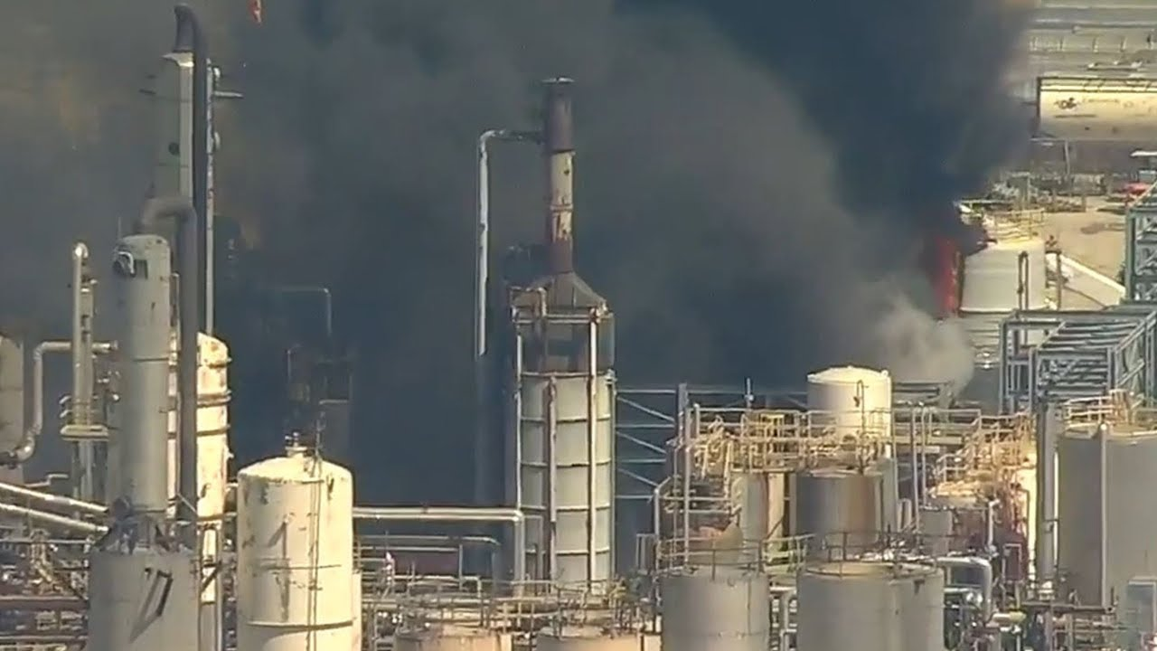 What we know about the Crosby chemical fire