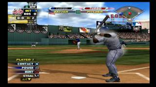 MLB Slugfest 2003 - Season Mode - Division Series (Game 1)