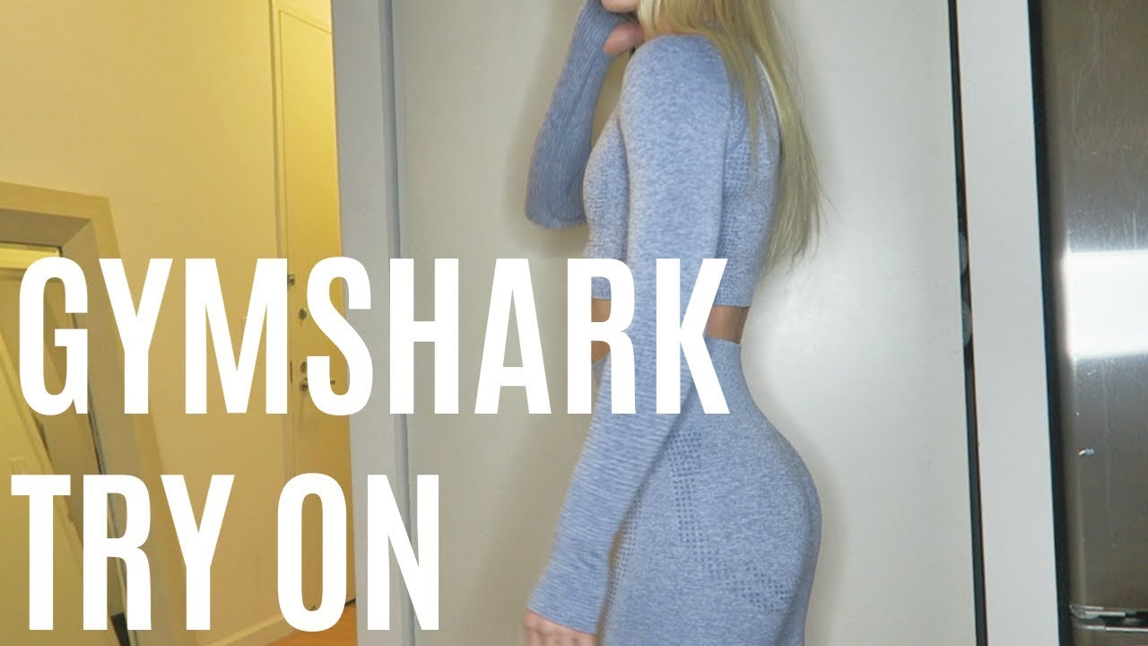 4f161a8803 GYMSHARK TRY ON - YouTube
