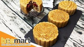 Cách làm bánh nướng trung thu nhân thập cẩm - BEEMART
