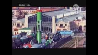 Возрождение подвижного железнодорожного ракетного комплекса)