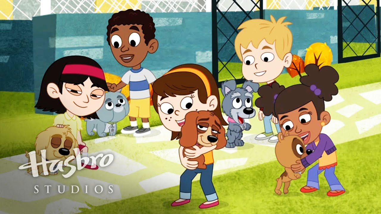Pound Puppies Main Titles