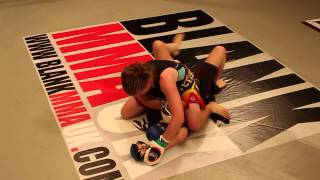 BCMMA#8 Marisa Charalambous Vs. Cory Mckenna - Junior Amateur 110lbs Catchweight MMA Contest