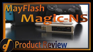 Mayflash Magic-NS Review : Use almost any Bluetooth controller on the Nintendo Switch (March 2019) (Video Game Video Review)