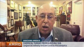 Rising Threat to Chemical Corridor