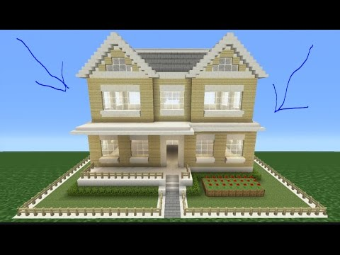 How Tto Build A Birch House In Minecraft Anthony