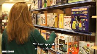 The Barnes & Noble Educator Program